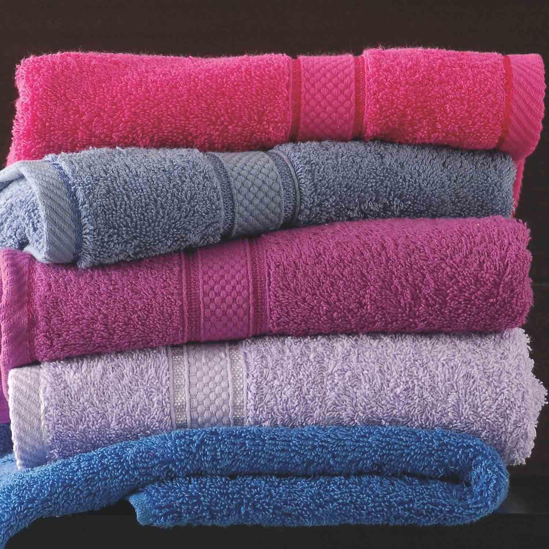 Πετσέτα Basic Lila Ρυθμός Χεριών 30x50cm