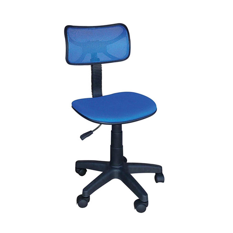 Καρέκλα Γραφείου Bs400 Blue 01-0082 49X55X77/89 cm