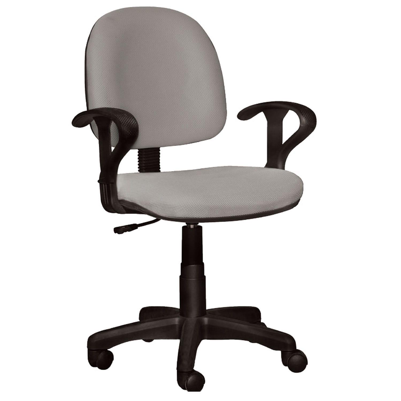 Καρέκλα Γραφείου BF433 Grey EO225.6M 59xX58X81/99 cm