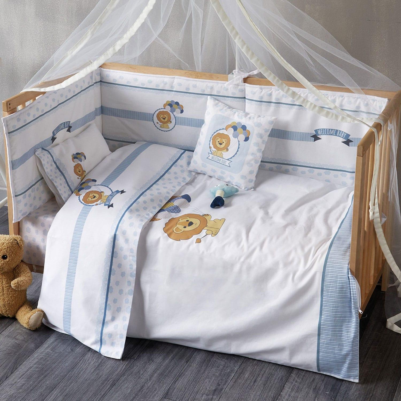 Πάντα Κούνιας Welcome Baby 19 Kentia 200x40cm