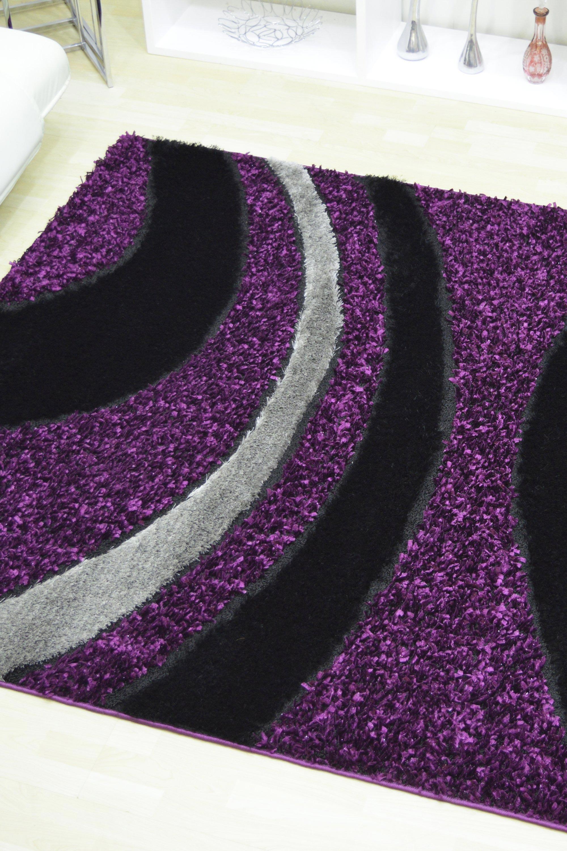 Χαλί Aslanis Madison 8209 Purple 200X300