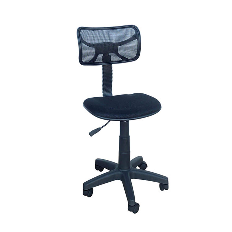 Καρέκλα Γραφείου Bs400 Black 01-0084 49X55X77/89 cm