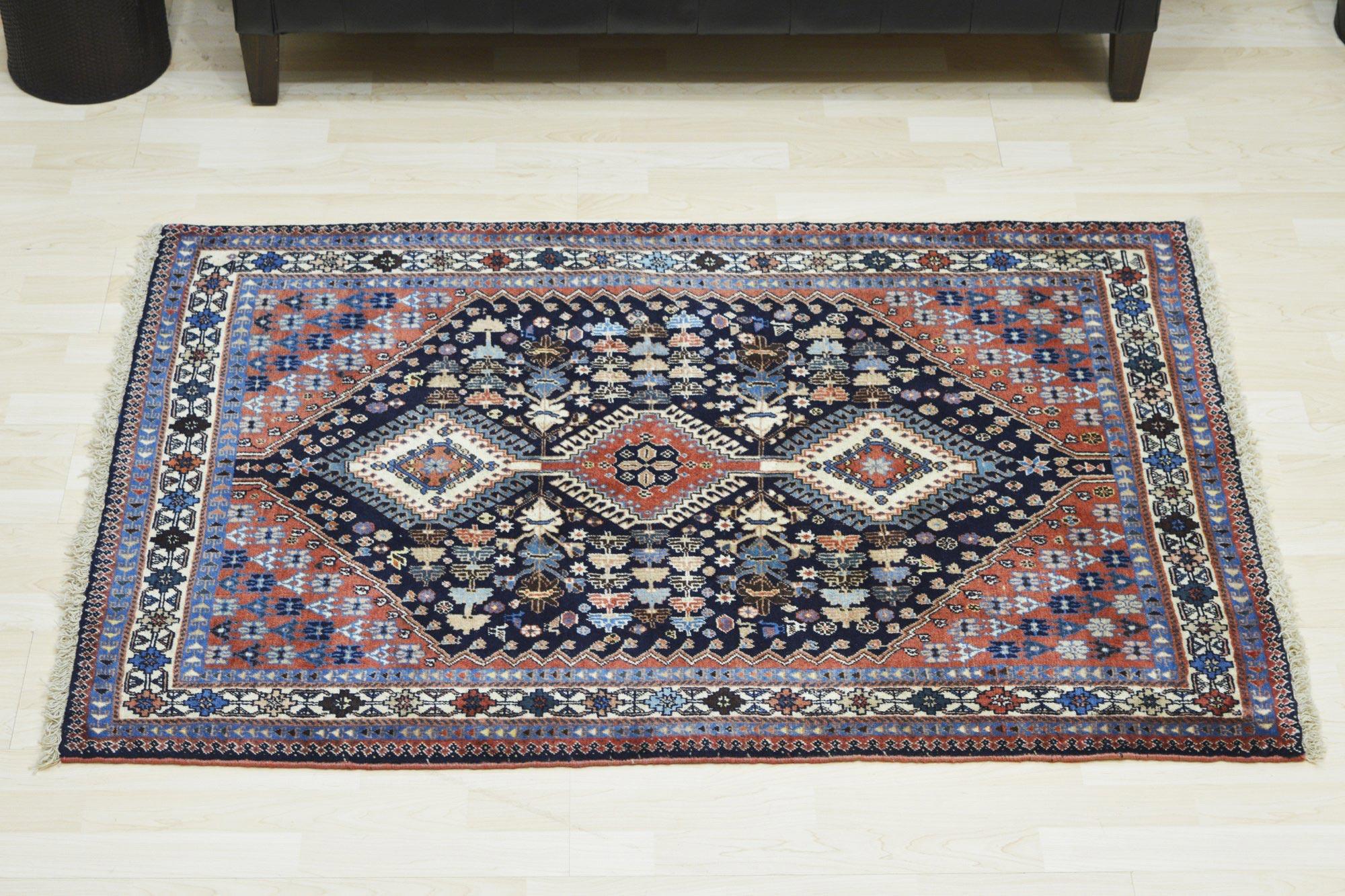 Χειροποίητο Χαλί Persian Nomadic Yalameh Wool 148Χ104 70X150