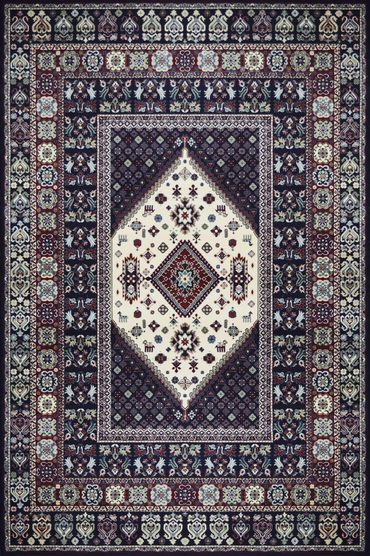 Χαλί Saruk Blue Barok 100X200