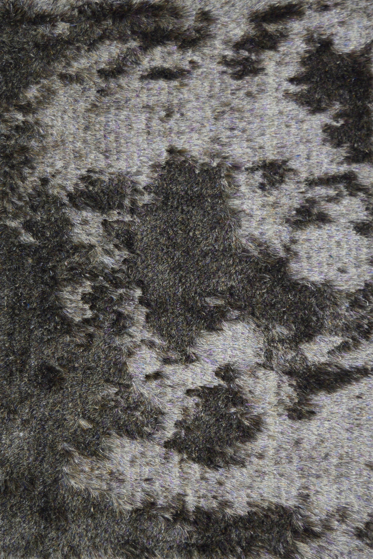Χαλί Polyester Shaggy 9086 Venge-Purple Assorted 160X230