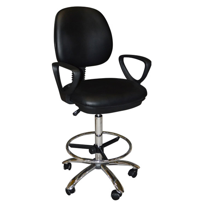 Καρέκλα Γραφείου Hm1042.01 56,5χ60χ136cm