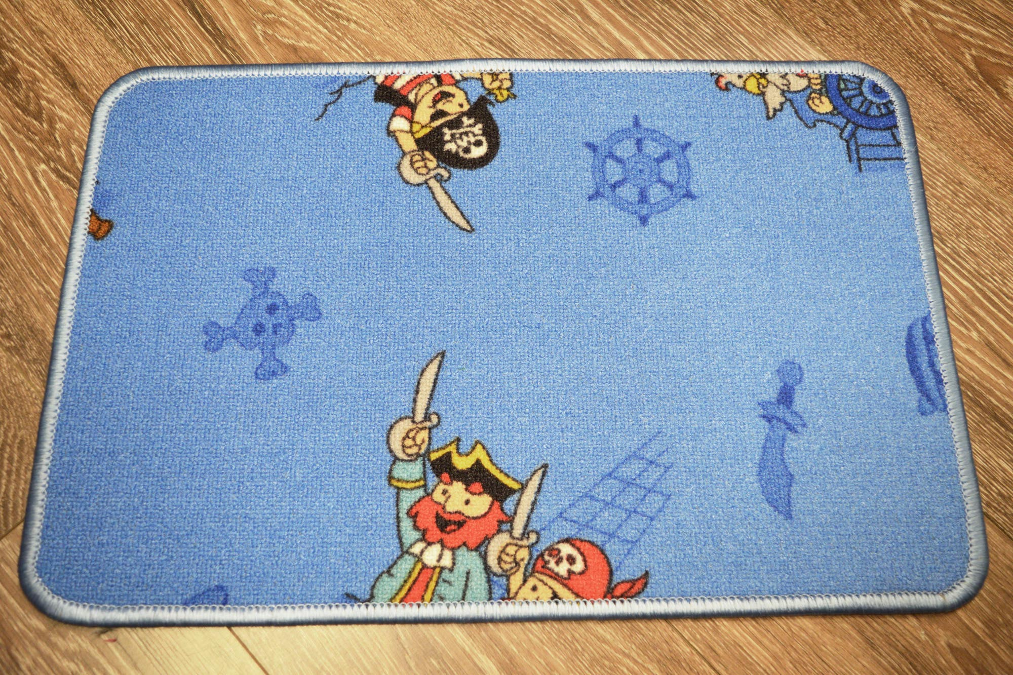 Μοκέτα Παιδική Pirates 77 Blue 200X…