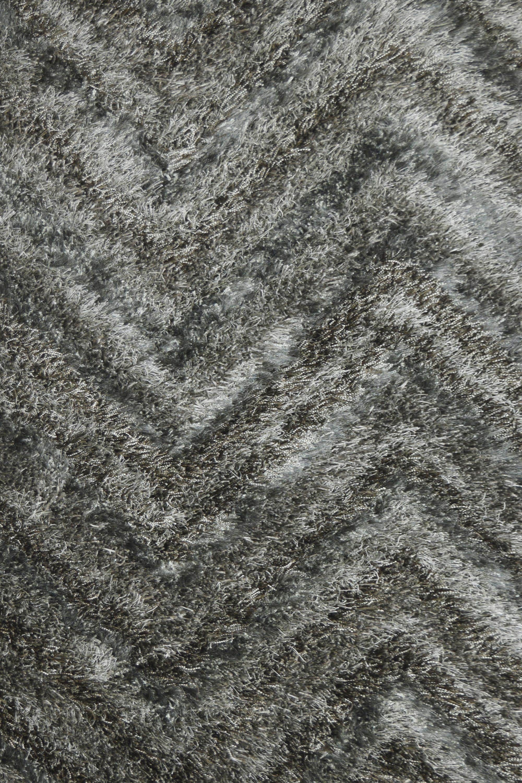 Χαλί Aslanis Shaggy Celestino Grey 160X230