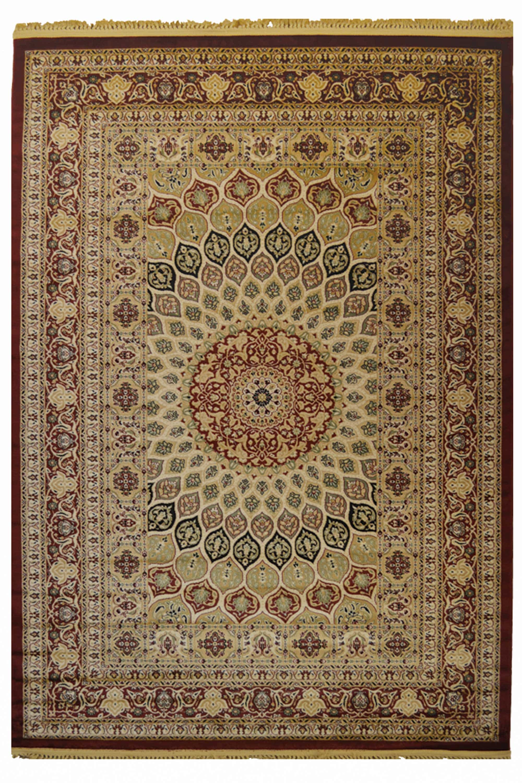 Χαλί Nain 3178-012 Brown-Beige 140X200