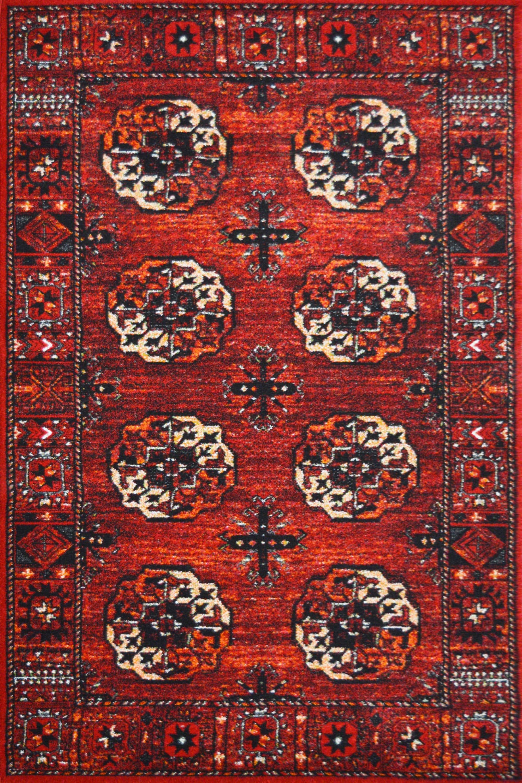 Χαλί Mohamadi 21330-010 Red 200X300