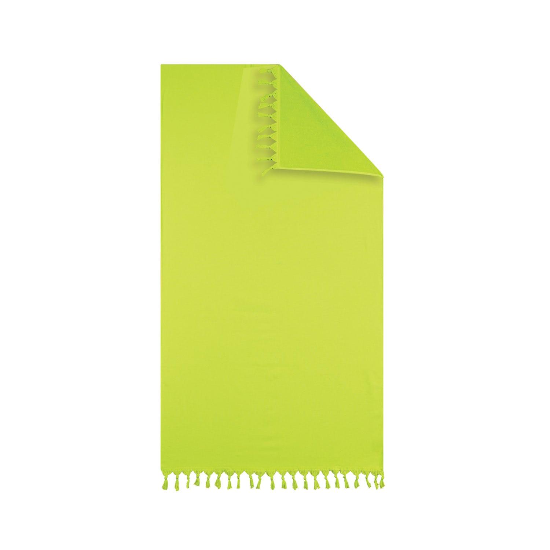 Πετσέτα Θαλάσσης Pure Lime Nef Nef Θαλάσσης 90x170cm