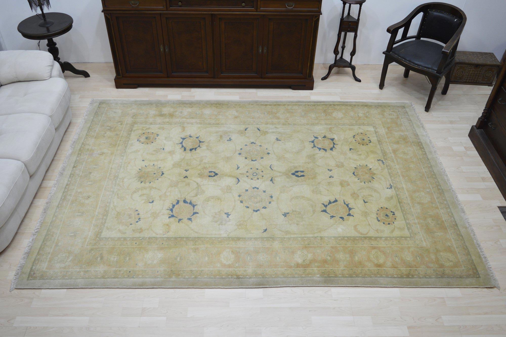 Χειροποίητο Χαλί Mahal Wool 310Χ211 200X300