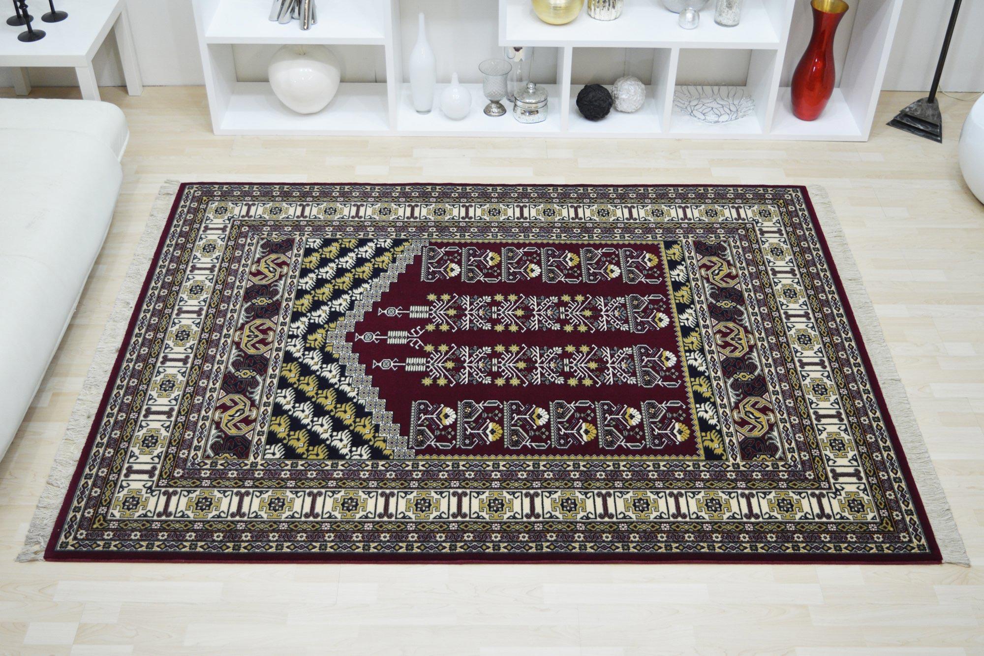 Χαλί Roubayat Μαχαλ Classic 043 Red 200X250