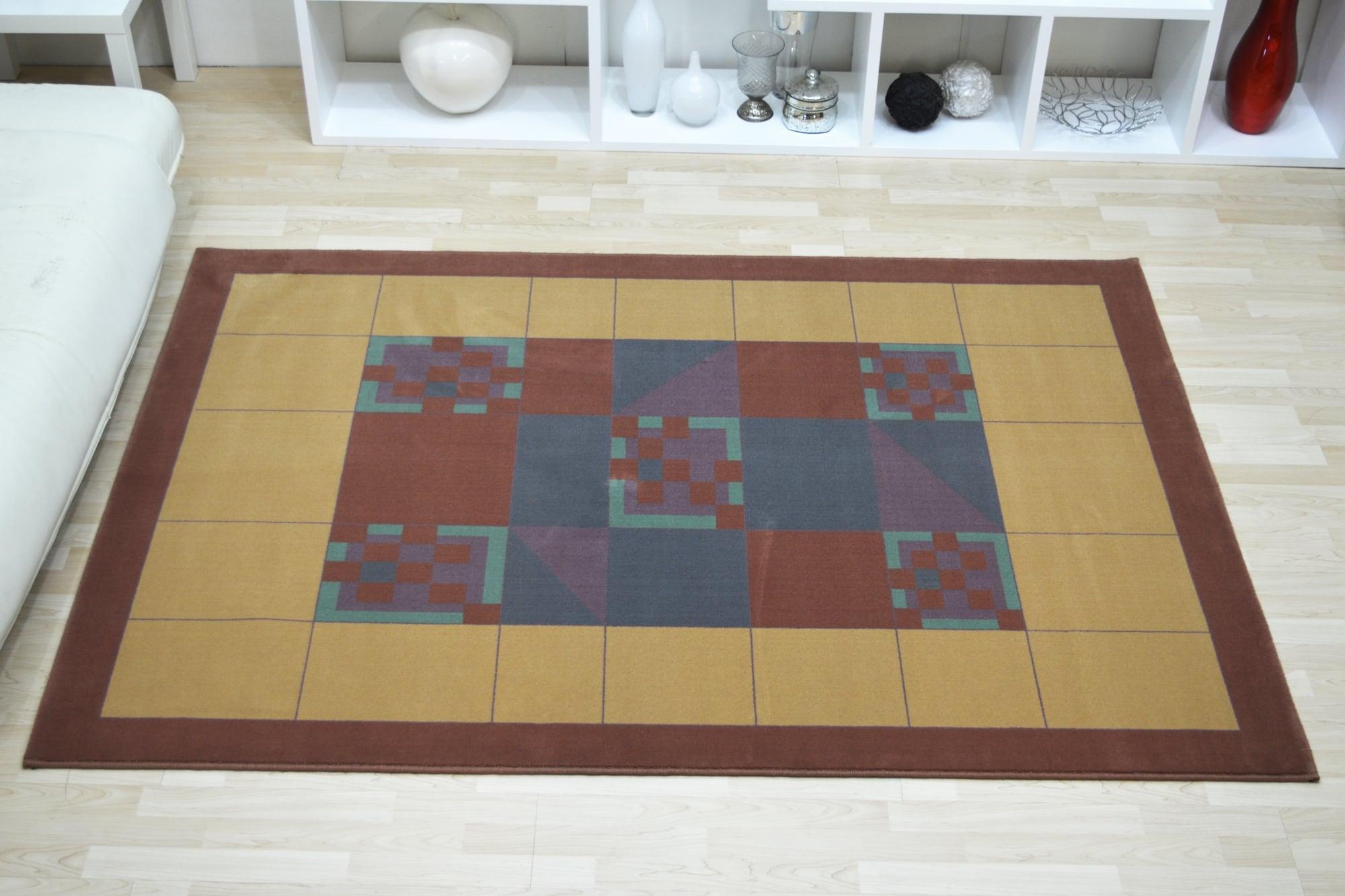 Χαλί Moda Topcarpet Modern 009 Moca-Honey 160X230