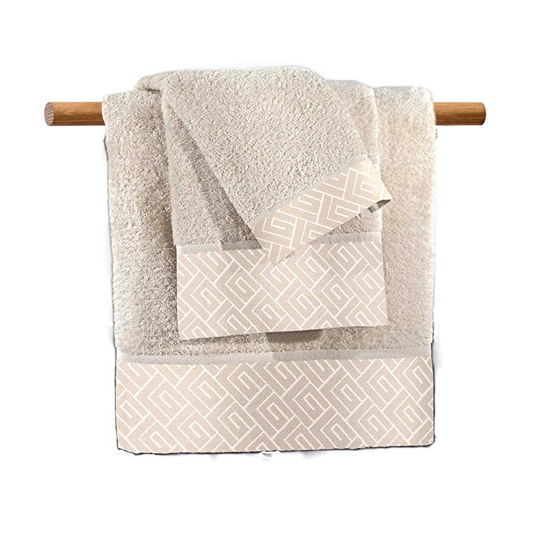 Πετσέτα Famous Ivory Guy Laroche Χεριών 30x50cm