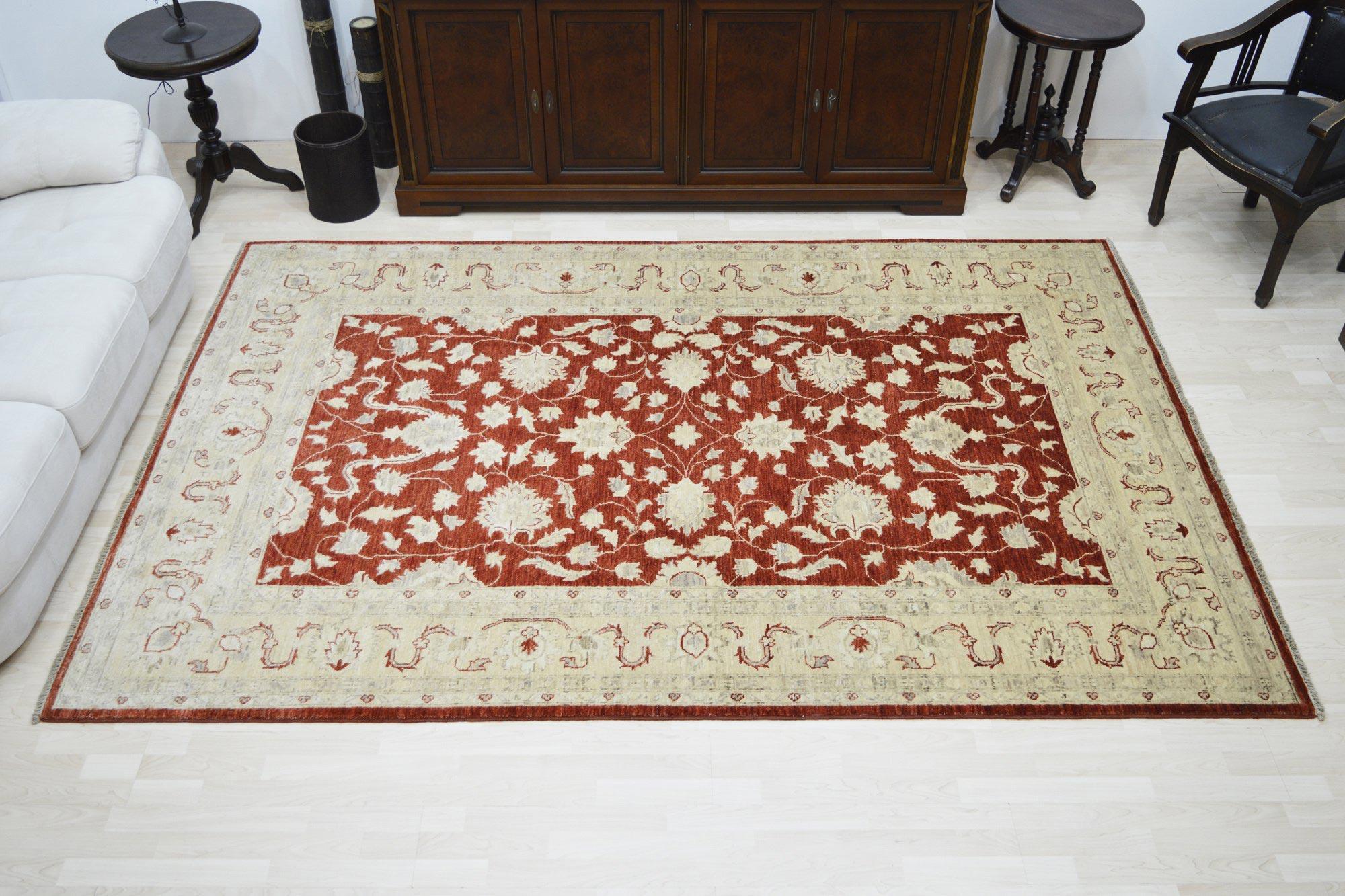 Χειροποίητο Χαλί Ziegler Wool 299X197 200X300