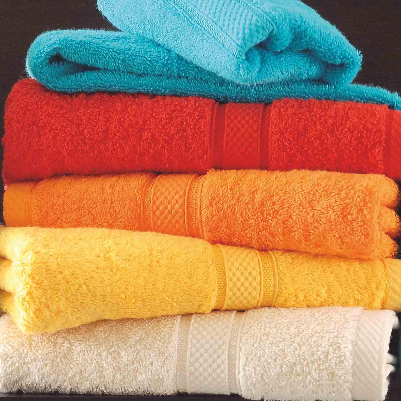 Πετσέτα Basic Orange Ρυθμός Χεριών 30x50cm
