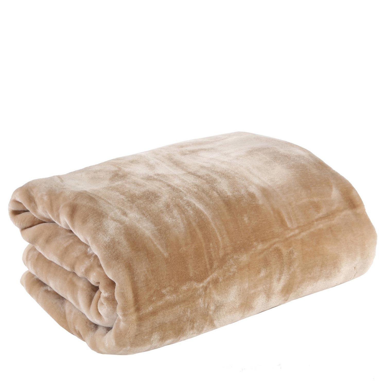 Κουβέρτα Βελουτέ Loft Linen Nef-Nef Υπέρδιπλo 220x240cm