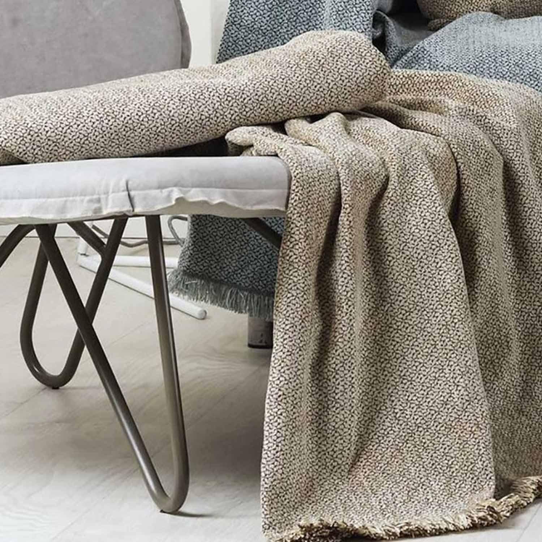 Ριχτάρι Best 15 Brown – Beige Kentia Τριθέσιο 180x300cm