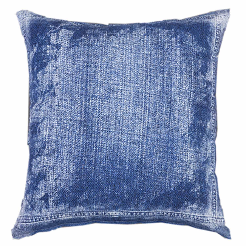 Διακοσμητική Μαξιλαροθήκη 501 Blue Jean Nima 45X45