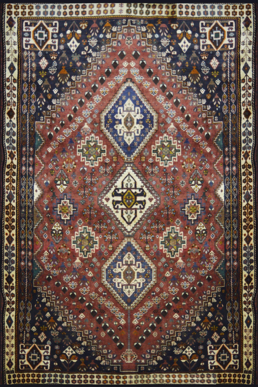 Χειροποίητο Χαλί Persian Nomadic Gashgae 40892 Bidabadi 173X252 160X230