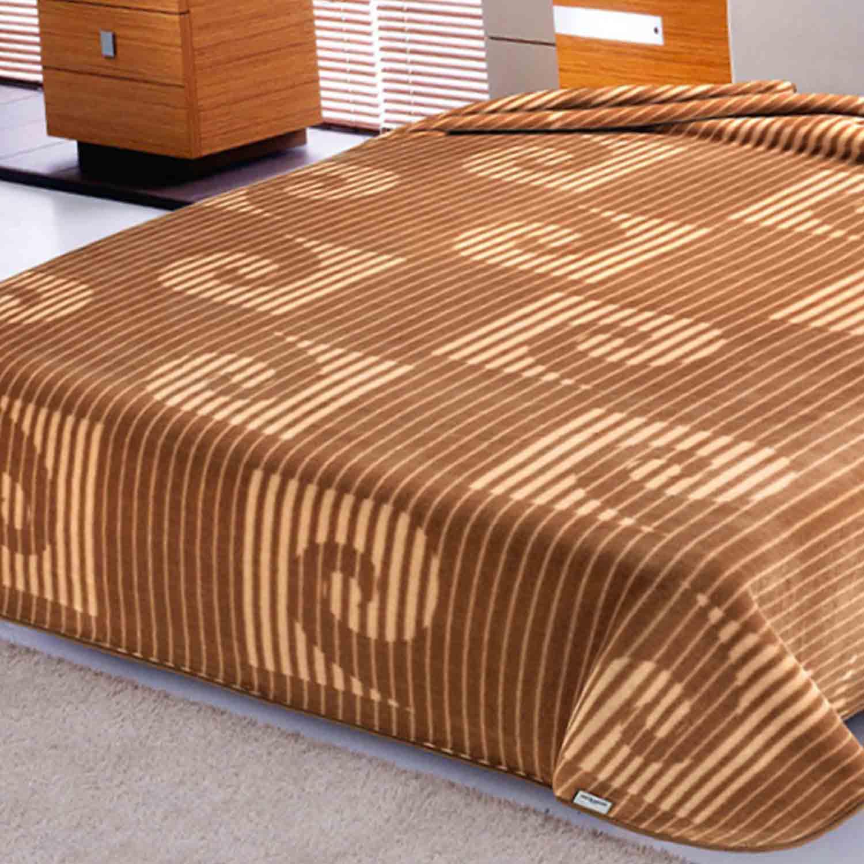 Κουβέρτα Nancy 267 Beige Pierre Cardin Υπέρδιπλo 220x240cm
