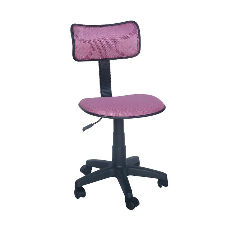 Καρέκλα Γραφείου Bs400 Pink 01-0083 49X55X77/89 cm