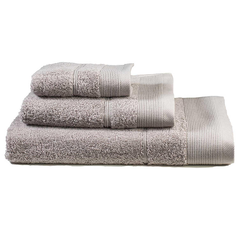 Πετσέτα RItz Light Gray Nima Προσώπου 50x100cm