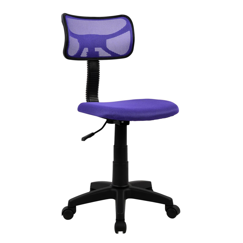Καρέκλα Γραφείου Hm1026.04 Μωβ 40,5Χ50,5Χ91,5cm