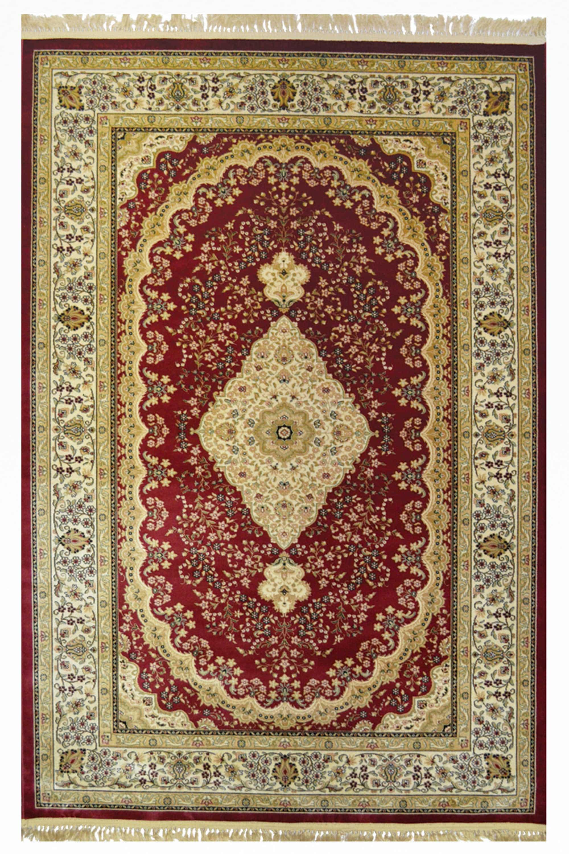 Χαλί Nain 9772-010 Red-Gold 140X200