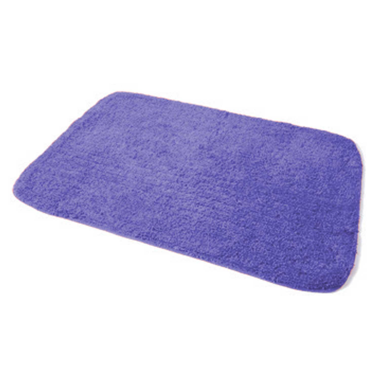 Πατάκι Μπάνιου Campione 05581.009 Blue Medium 50x70cm