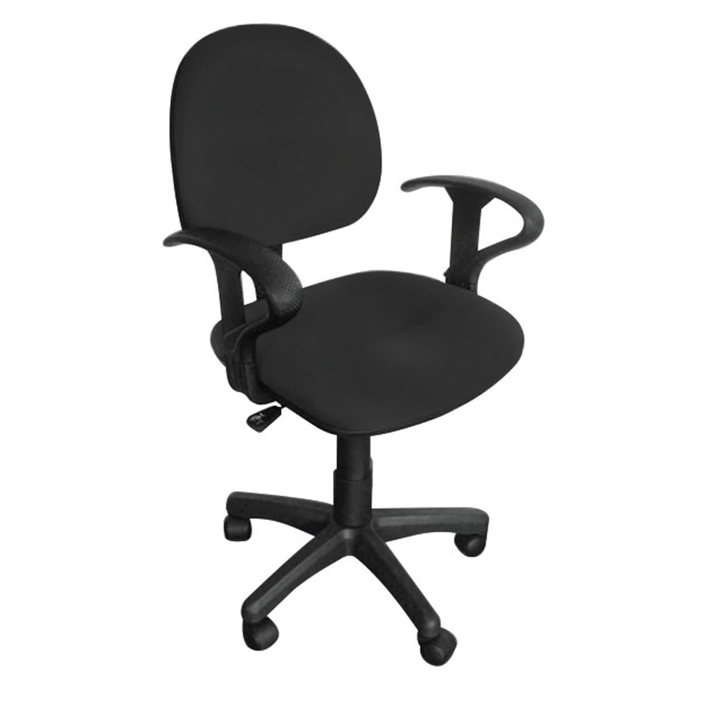Καρέκλα Γραφείου BF433 Black EO225.7M 59xX58X81/99 cm