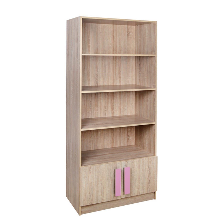 Βιβλιοθήκη Playroom Hm332+Hm336.02 80X35X180 cm