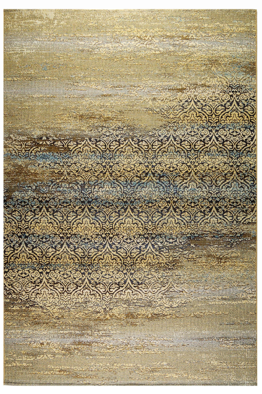 Χαλί Batik 190-106 Gold-Blue 160X230